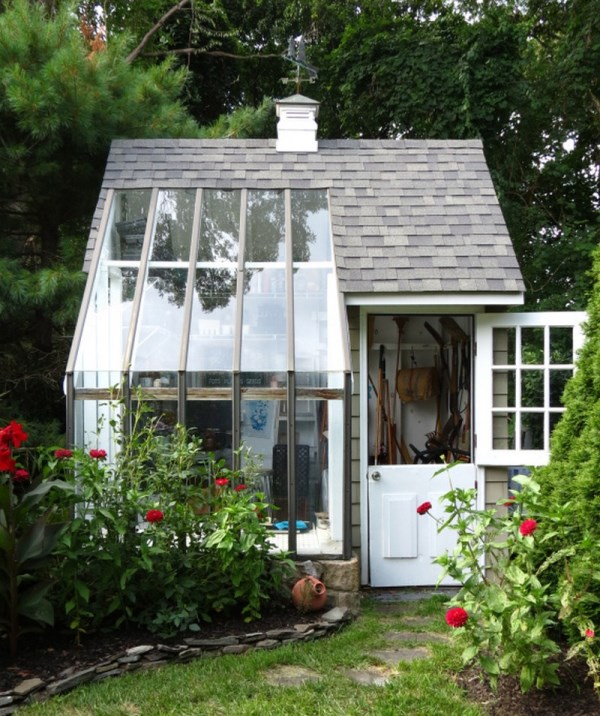 Incredible garden shed design ideas for Garden shed pictures